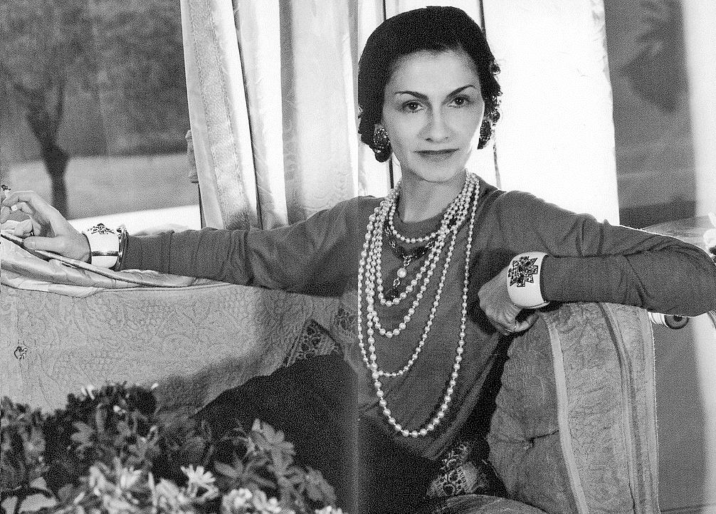 Coco Chanel revolutionized fashion by freeing women from the constraints of corseted fashion
